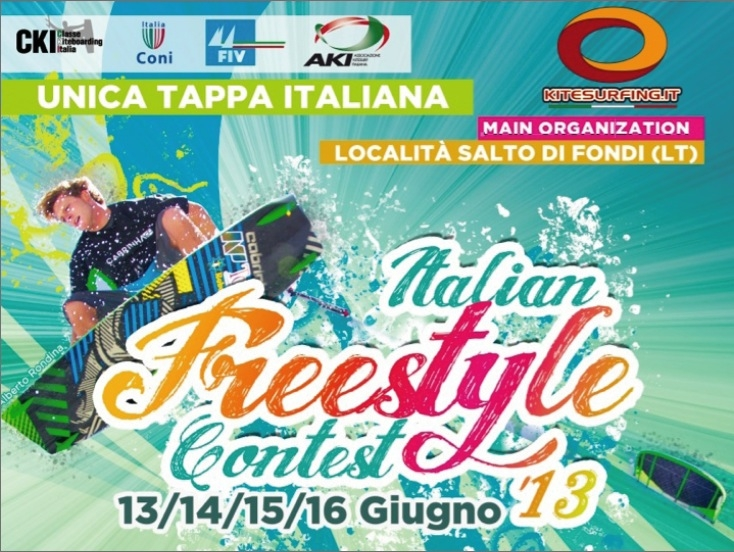 Kitesurf  evento Freestyle